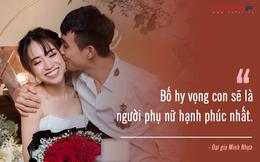 Xúc động trước lời dặn dò của đại gia Minh Nhựa đến con gái ngày cưới: Dù giàu có tới đâu, nhìn con hạnh phúc mới là điều quý giá nhất!