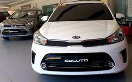 Kia Soluto lộ giá bán chưa đến 400 triệu đồng - xe hạng B giá ngang VinFast Fadil