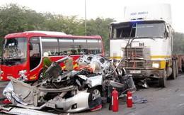 Những con số đau lòng về tai nạn giao thông trong 3 ngày nghỉ Tết Dương lịch