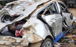 Vụ tai nạn nghiêm trọng ở Lâm Đồng: Nữ tài xế taxi say rượu, chạy 107km/h