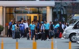 Chuyến bay đưa thi thể 3 du khách tử vong ở Ai Cập về đến TP HCM