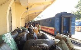 84 kiện hàng hóa tại ga Sài Gòn đang chờ chủ
