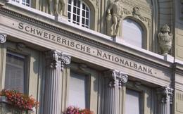 Ngân hàng Trung ương Thụy Sỹ lỗ hơn 15 tỷ USD vì biến động thị trường