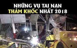 [Infographics] Những vụ tai nạn thảm khốc nhất 2018