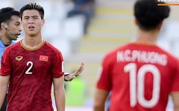 Nếu Công Phượng xử lý nhanh hơn, Duy Mạnh đã không lỡ hẹn trận đấu cuối cùng ở vòng bảng Asian Cup 2019
