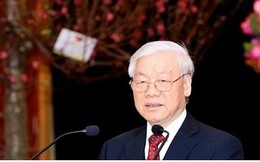 """Tổng Bí thư, Chủ tịch nước: Phòng, chống tham nhũng không chỉ là một """"cao trào"""""""