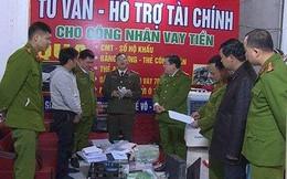 Khởi tố Giám đốc Công ty mở 15 chi nhánh cho vay nặng lãi tại các KCN Bắc Ninh