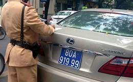 Bộ trưởng được đi xe công trị giá bao nhiêu?