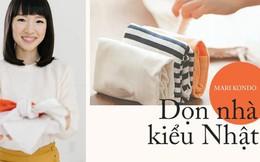 """""""Thánh nữ dọn nhà Mari Kondo"""": Ngôi sao kiếm triệu đô chỉ nhờ đem đồ đi vứt"""