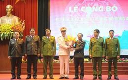Đại tá Trương Quang Hải giữ chức vụ Phó Giám đốc Công an tỉnh Hòa Bình