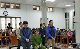 Hà Văn Thắm hầu tòa trong phiên xử 4 sếp Bình Sơn