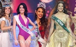 Top khoảnh khắc đẹp nhất các cuộc thi Hoa hậu năm 2018: Có tới 3 mỹ nhân Việt được gọi tên!