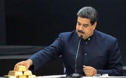Số vàng dự trữ mà Venezuela nhờ Anh giữ hộ đã tăng gấp đôi