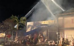 Cháy lớn tại khu Phúc Lộc Thọ đông người Việt tại Mỹ