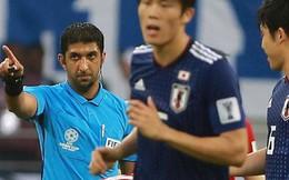 Cho trọng tài mặc áo xanh, AFC vô tình biến trọng tài trở thành cầu thủ thứ 12 của Nhật Bản?