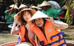 Hàn Quốc vượt Trung Quốc trở thành quốc gia có khách du lịch đến Việt Nam nhiều nhất