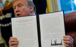 Quốc hội Mỹ tính hạn chế quyền áp thuế quan của ông Trump