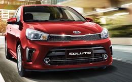 Kia bất ngờ tung xe giá rẻ cạnh tranh Toyota Vios
