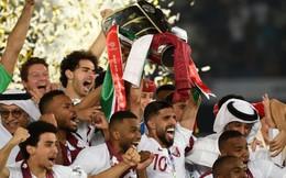 Khoảnh khắc tân vương Qatar hãnh diện nâng cao cúp vô địch, khép lại hành trình Asian Cup 2019 không thể quên