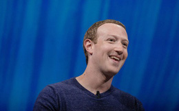 """""""Kiếm"""" 6,2 tỷ USD một ngày, Mark Zuckerberg thành người giàu thứ năm thế giới"""
