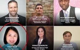 """Cô giáo trường làng Việt Nam lọt top 50 Giáo viên toàn cầu - giải thưởng được ví như """"Nobel"""" trong giảng dạy"""