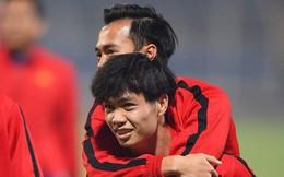 """Công Phượng rời HAGL, fan động viên Văn Toàn: """"Ở nhà đừng chấn thương, không có ai cõng Toàn nữa đâu"""""""