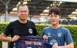 Xuân Trường mặc áo số 21, chính thức ra mắt Buriram United
