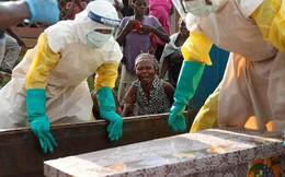 Dịch Ebola tái bùng phát, hơn 500 người tử vong ở Congo