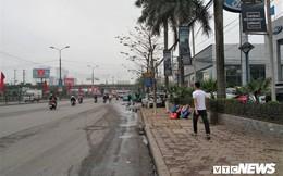 Bến xe, phố phường Thủ đô thông thoáng khác thường ngày đầu đi làm sau kỳ nghỉ Tết
