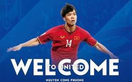 """Công Phượng được trao số áo """"lạ"""" ở Incheon United"""