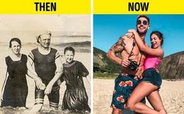 16 hình ảnh chứng minh rằng thế giới đã thay đổi chóng mặt như thế nào trong vòng 1 thế kỉ qua