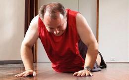 Nghiên cứu từ Harvard: Đàn ông không hít đất nổi 10 cái có nguy cơ mắc bệnh tim rất cao