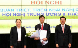 Thứ trưởng Lê Hải An giữ chức Bí thư Đảng ủy Bộ Giáo dục và Đào tạo