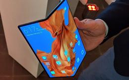 Huawei ra mắt smartphone màn hình gập 5G Mate X: mỏng hơn cả iPad Pro, sạc nhanh gấp 6 lần iPhone XS Max, giá 2.300 euro