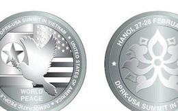 9h sáng mai 27/2, chính thức phát hành đồng xu bạc kỷ niệm Hội nghị thượng đỉnh Mỹ - Triều
