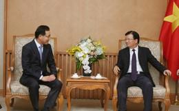 Samsung sẽ chủ động đóng vai trò đầu tàu để phát triển công nghiệp hỗ trợ