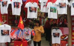 Thức đêm in áo hình nguyên thủ Mỹ - Triều Tiên, doanh thu tăng 6 lần
