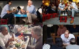 Hình ảnh bình dị của các nguyên thủ quốc gia trong chuyến công du đến Việt Nam: Chơi đàn bầu, ăn bún chả, uống cà phê vỉa hè