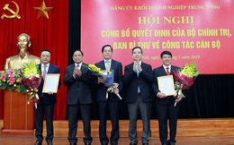 Ông Y Thanh Hà Niê Kđăm làm Bí thư Đảng ủy khối DN Trung ương