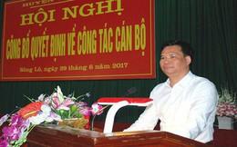 Bí thư Huyện ủy ở Vĩnh Phúc bị cảnh cáo vì kê khai tài sản chưa gương mẫu