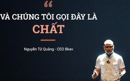 Sau 2 năm trầm cảm, tìm đến khoa học vũ trụ và triết học, CEO Nguyễn Tử Quảng tự tin khẳng định: Nước nào sẽ có khả năng thay thế Apple và Samsung nếu như không phải là Việt Nam?
