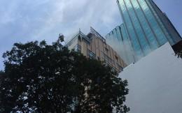 Cháy tại toà nhà ở trung tâm TP HCM