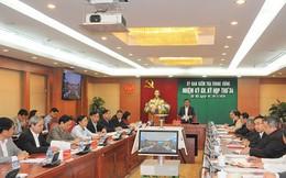 Ủy ban Kiểm tra Trung ương thi hành kỷ luật một số cán bộ
