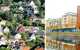 Tròn mắt với loạt kiến trúc độc đáo ở Gothenburg - Thuỵ Điển: Góc nào cũng bình yên và đẹp tuyệt!