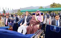 """Chuyến công du """"đi dây"""" của thái tử Ả Rập Saudi"""