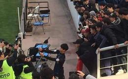 """Bức ảnh cho thấy Công Phượng đang """"hot"""" như thế nào ở Hàn Quốc dù liên tục dự bị"""