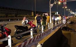 Lắp dải phân cách ngăn ô tô trên cao tốc gây chết người, Sở GTVT TP.HCM: Từ 2017 đây là vụ chết người đầu tiên