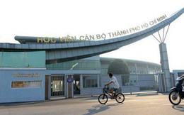 Chỉ đạo mới của Chủ tịch UBND TP HCM liên quan sai phạm ở Học viện Cán bộ
