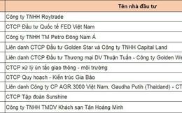 Nhận diện 10 nhà đầu tư muốn tham gia dự án 'treo' 26 năm ở TP HCM
