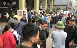 Nghệ An: Cháy lớn ở khách sạn, quán bar Avatar, nhiều người mắc kẹt bên trong
